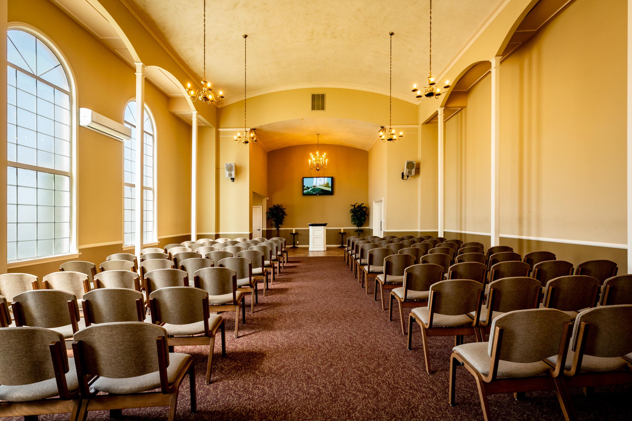 Inglewood - McCormick Center